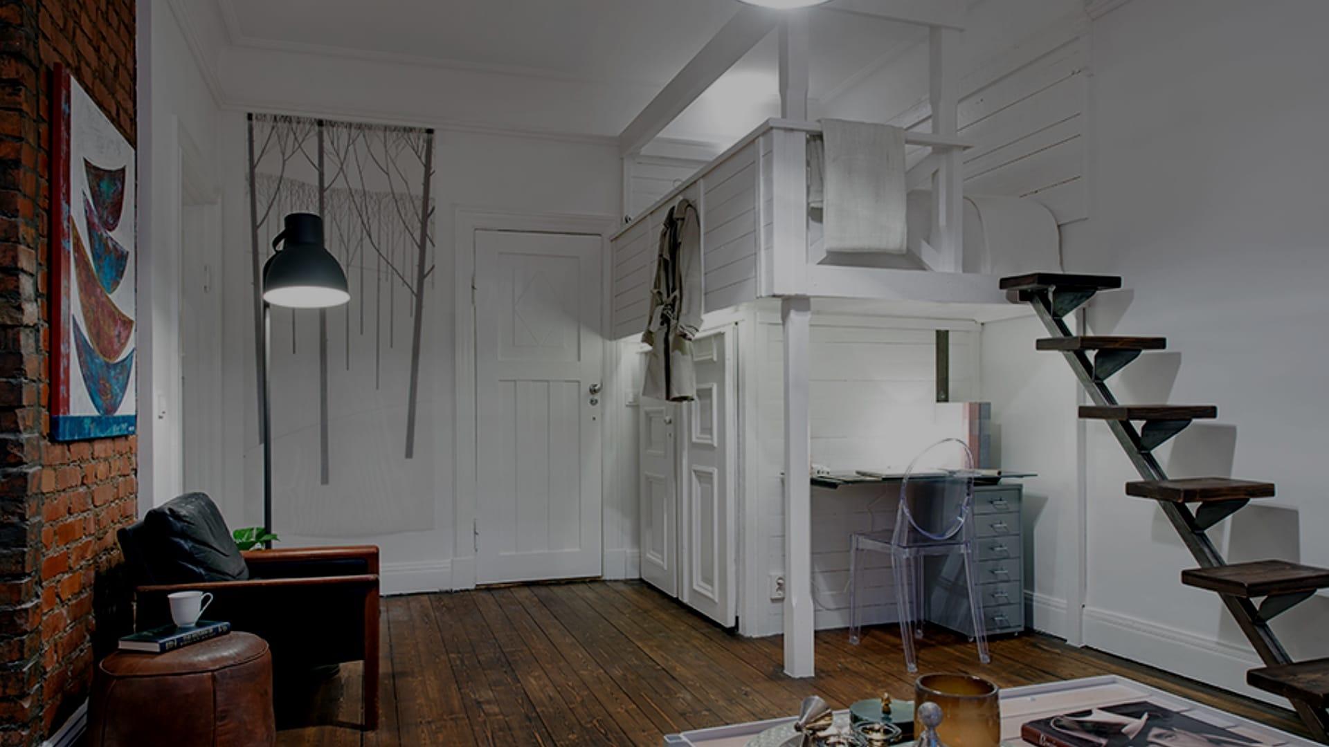 Remodelações de apartamentos