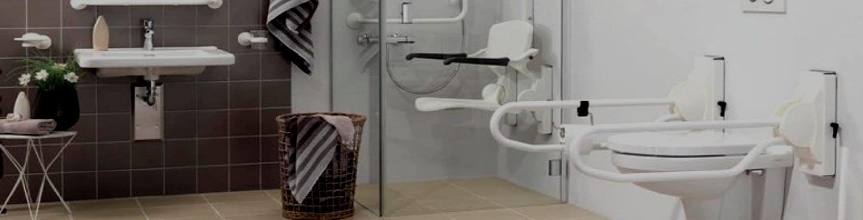Remodelações de casas de banho mobilidade reduzida