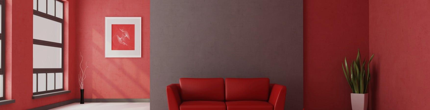 Pintura de interiores vintage remodela es for Pintura de interiores 2016